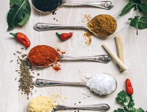 Cooking Ingredients Essentials